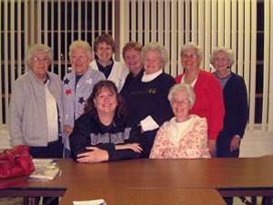 Evening Circle Ladies of St. John United Church of Christ in Fairview Heights, IL