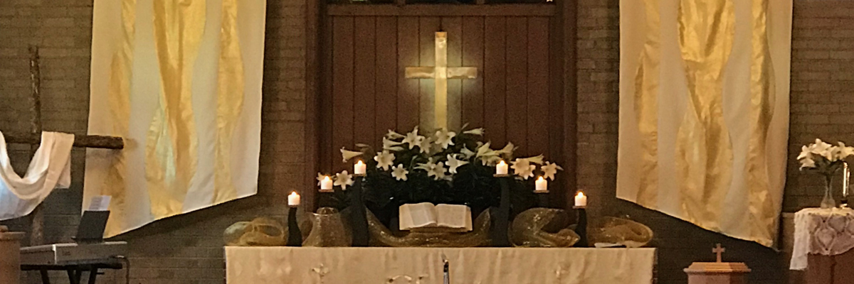 Easter at St. John Fairview in Fairview Heights IL